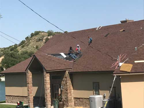 Roofing Services In Amarillo, TX